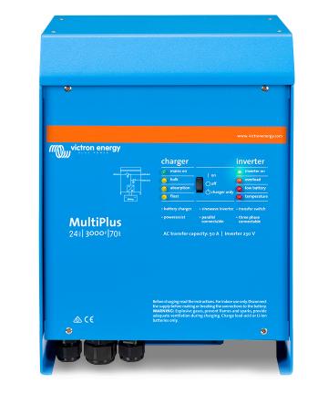 MultiPlus 12/3000/120-50 120V VE.Bus (UL)