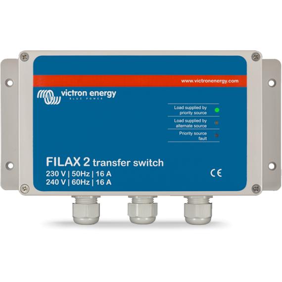 Filax 2 Transfer Switch CE 110V/50Hz-120V/60Hz