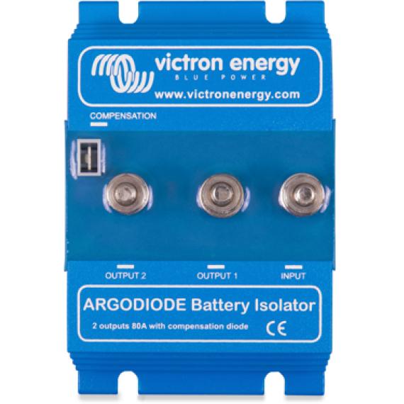 Argodiode 120-2AC 2 batteries 120A Retail