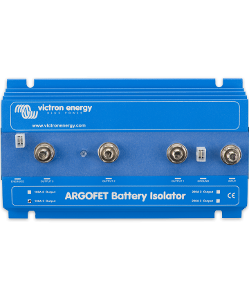 Argofet 100-3 Three batteries 100A