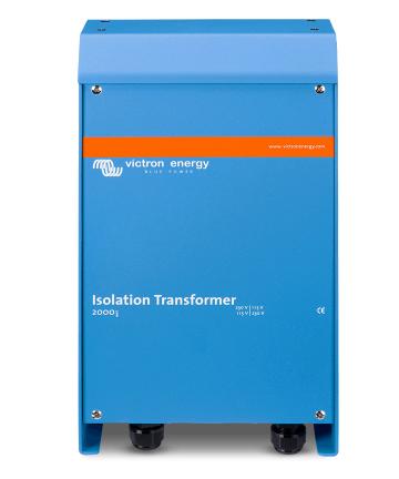 Isolation Tr. 2000W 115/230V