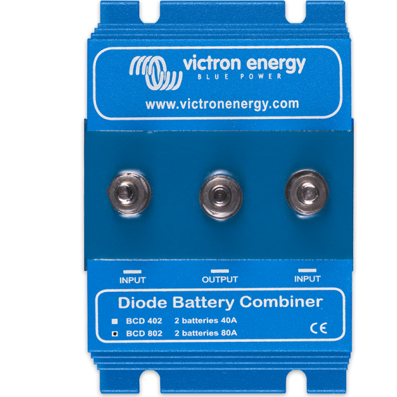 BCD 402 2 batteries 40A (combiner diode)
