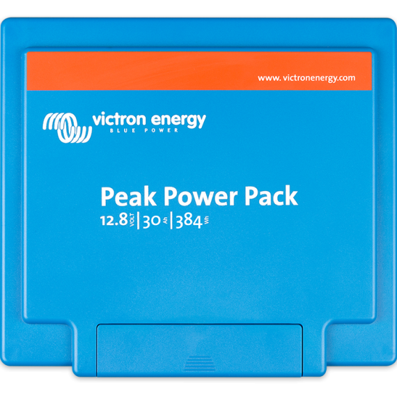 Peak Power Pack 12,8V/8Ah - 102Wh *IF 0, order PPP012020000*