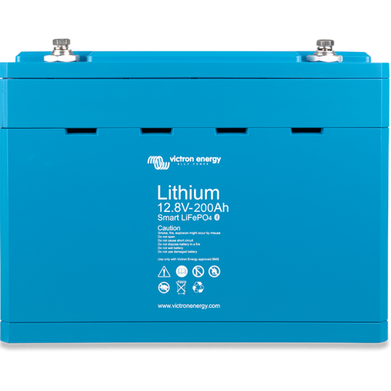 LiFePO4 Battery 12,8V/160Ah Smart