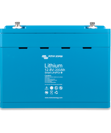 LiFePO4 battery 25,6V/200Ah Smart