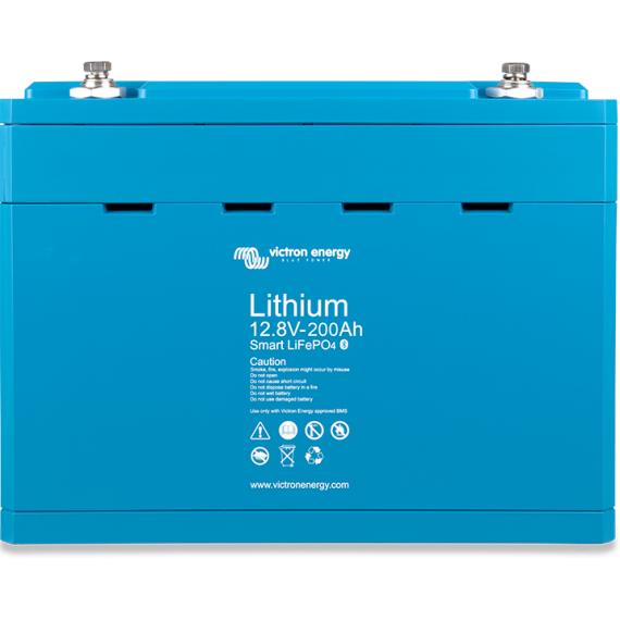 LiFePO4 battery 25,6V/200Ah Smart