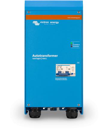 Autotransformer 120/240VAC-32A