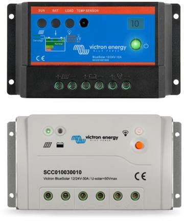 BlueSolar PWM-Pro Charge Controller 12/24V-30A