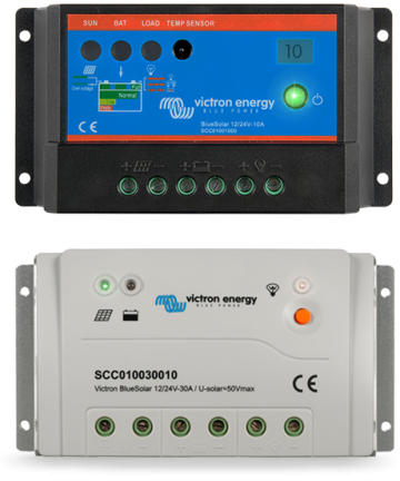 Remote panel for BlueSolar PWM-Pro Charge Controller