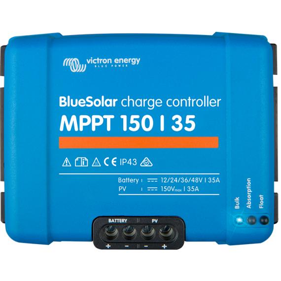 BlueSolar MPPT 150/45-Tr
