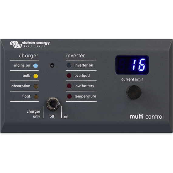 Digital Multi Control 200/200A GX (Right Angle RJ45) Retail