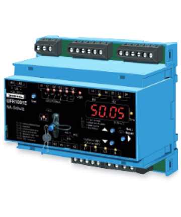 Anti-islanding relay UFR1001E