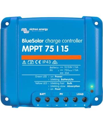BlueSolar MPPT 100/15 Retail