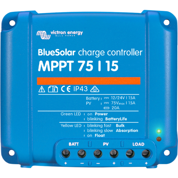 BlueSolar MPPT 100/20_48V Retail