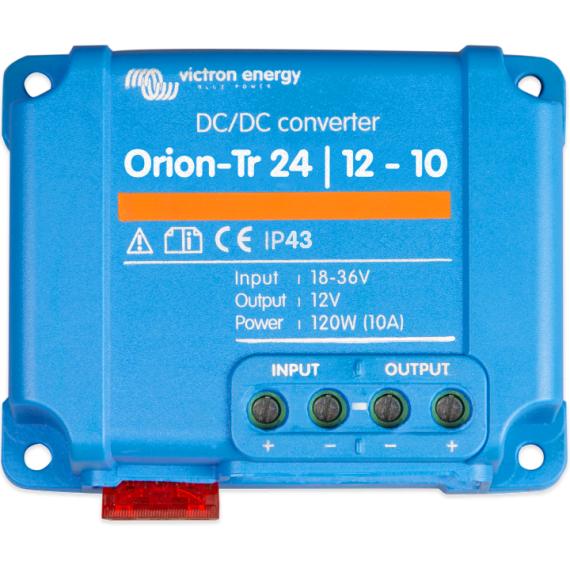 Orion-Tr 24/12-10 (120W) DC-DC converter