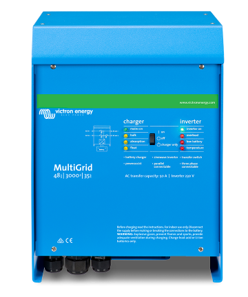 MultiGrid 24/3000/70-50 230V *Available until stock 0*