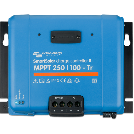 SmartSolar MPPT 250/100-Tr *If 0, order SCC125110411*