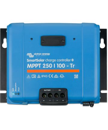 SmartSolar MPPT 250/100-MC4 *If 0, order SCC125110511*