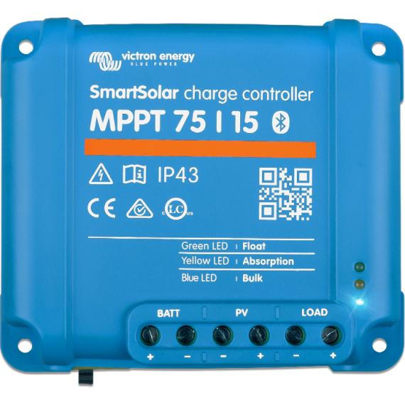 SmartSolar MPPT 75/15 Retail