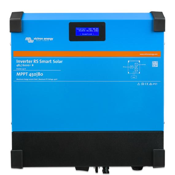 Inverter RS 48/6000 230V Smart Solar