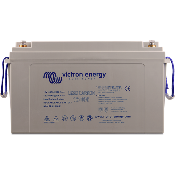 Lead Carbon Battery 12V/106Ah (M8)