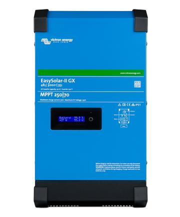 EasySolar-II 48/3000/35-32 MPPT 250/70 GX